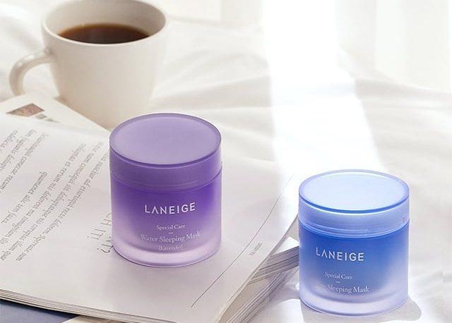 leneige water sleeping mask